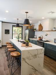 Small Picture 32 Trendy And Chic Waterfall Countertop Ideas DigsDigs