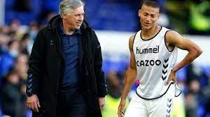 Buhlt Real-Rückkehrer Ancelotti um seinen Everton-Star Richarlison?