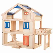 terrace dollhouse – plantoys usa