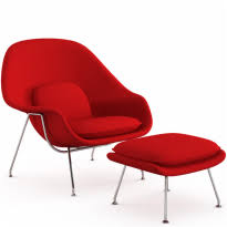 eero saarinen furniture. Womb Chair With Ottoman Inside Eero Saarinen Furniture Knoll