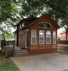 one bedroom cabin. 49er village rv resort: one bedroom plus loft cabin