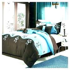 brown duvet cover king teal and brown bedding black and teal comforter sets brown bedding blue