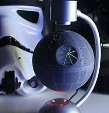 cool stuff for your office. make your own levitating death star desk toy for office cool stuff