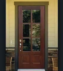 6 panel exterior door with glass glass panel exterior door 6 glass panel exterior door images