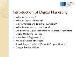 Presentation On Internet Marketing