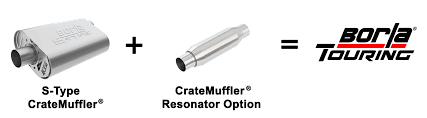 Borla Cratemuffler Sound Hear Compare Exhaust Sounds
