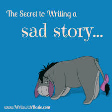 the secret to writing a sad story write rosie