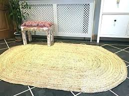 oval woven rug making an oval braided rug oval woven rug oval braided natural jute rug