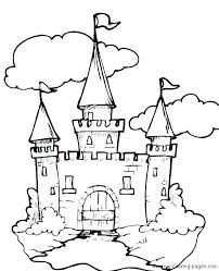 Fairy Tales Coloring Pages Menotomyme