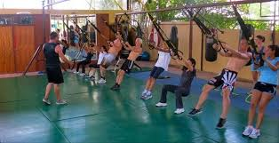 if you haven t swung from the rafters with trx suspension before the chances are you have already seen or read about it