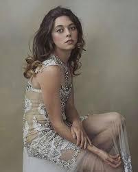 siri miller posing guide80s hairsenior sglamour photographynatural lighthair makeupportraitsphoto