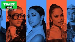 Top 100 Latin Charts Channel Profile Trace Latina Sky Media