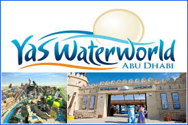 Image result for yas waterworld logo