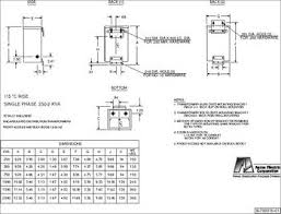 t 2 53012 s datasheet specifications mounting type ; type  at Acme Transformer T 2 53012 S Wiring Diagram