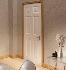 roomline upvc pvc plastic architrave 5 5metres white rosewood oak door