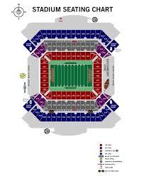 seating information – raymond james stadium