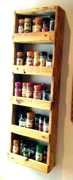 Lowes Spice Rack