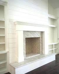 white fireplace surround white fireplace surround incredible tile