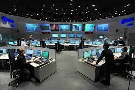 ESA - ESA control room