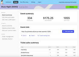 Event Ticket Printing Software Sell Tickets Event Ticketing And Event Registration Ticket