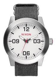 men s canvas watches nixon watches and premium accessories canvas