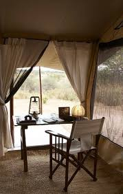 tent furniture. Campaign Style Portable Room. I Love The Natural Tones Of Wood And Canvas. All Furniture Is Earthy Functional But Also Has A Level E\u2026 Tent C