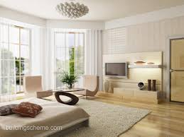 enchanting bedroom and living room in the one space also beige rug under  the bed as well ...