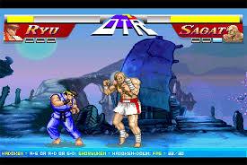 street fighter ryu vs sagat flash game freegameaccess com