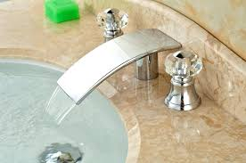 image of bathtub faucet handles stripped