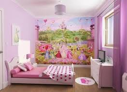 Light Pink Wallpaper For Bedrooms Bedroom Mesmerizing Girls Ideas In Light Purple Color Nuance With