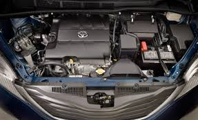 Toyota Sienna engine gallery. MoiBibiki #1
