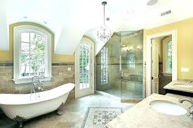 bathroom crystal chandelier bathroom crystal chandelier master bathroom chandelier