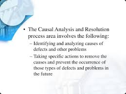 Causal Analysis Causal Analysis Resolution Car Support Category Ppt