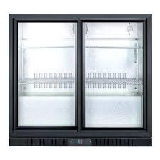 slide door refrigerators summit refrigerator w front access sliding door black sliding door refrigerator used sliding