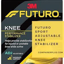 Futuro Sport Adjustable Knee Stabilizer Comparer Plus
