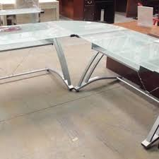 office desk staples. Find More Staples Z Line Matrix Frosted Glass Desk For Sale At Up Pertaining To Desks Office