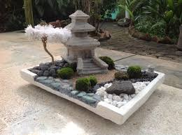 temple diy mini zen garden