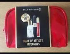 max factor make up artist s favourites makeup gift set cosmetic bag rrp 32