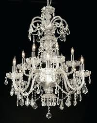 marvelous used crystal chandeliers antique crystal chandeliers