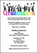 sample graduation invitations graduation invitation sample wording kawaiitheo com