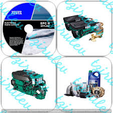 VOLVO Penta EPC II 01 2016 Parts Manuals Software For All Volvo ...