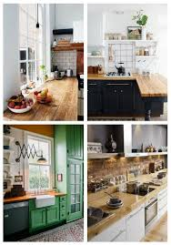 23 butcher block kitchen countertops with pros and cons