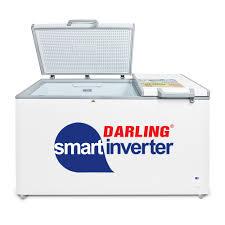 TỦ ĐÔNG MÁT DARLING INVERTER 770 LÍT DMF-7699WSI ĐỒNG (R134A) - HÀNG CHÍNH  HÃNG - Tủ đông - Tủ mát