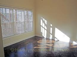 how to install faux wood window blinds handymanhowto com