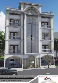 G 3 Apartment Structural Design Architectural G 3 Residential Building At Bandlaguda