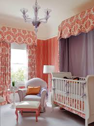 Coral Patterned Curtains New Inspiration