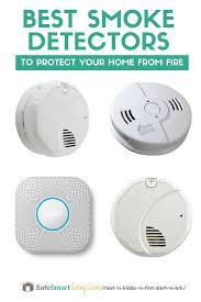 First Alert Smoke Detector Red Light Stays On Best Smoke Detector Nest Vs Kidde Vs First Alert Vs Brk