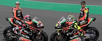 MotoGP 2019, Aprilia Racing - Team Gresini - MotorBox