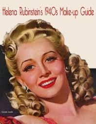in 1945 the great helena rubinstein dished out beauty advice to the women of america love this vine hair makeup and fashion