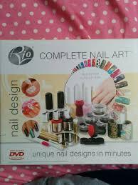 Rio Nail Art Starter Kit - Nail Art Ideas